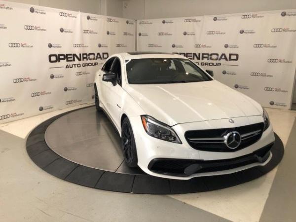 Mercedes-Benz CLS-Class 2017 $98895.00 incacar.com