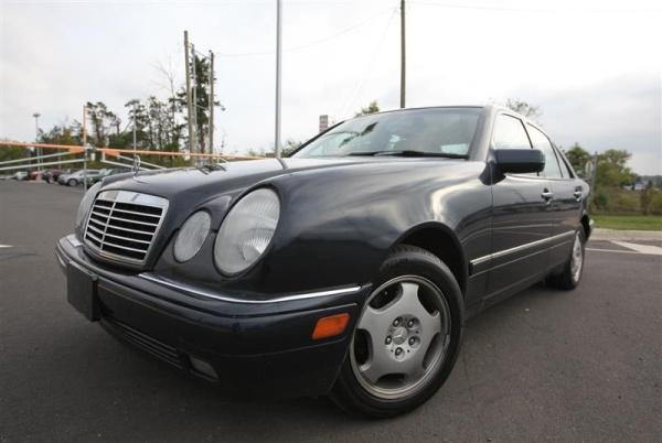 Mercedes-Benz E-Class 1997 $5995.00 incacar.com