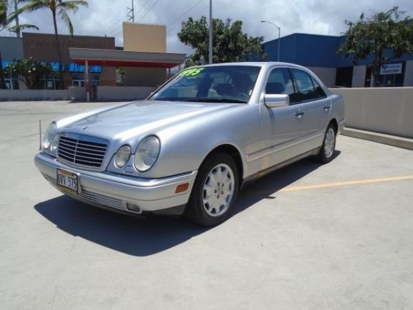 Mercedes-Benz E-Class 1998 $5000.00 incacar.com