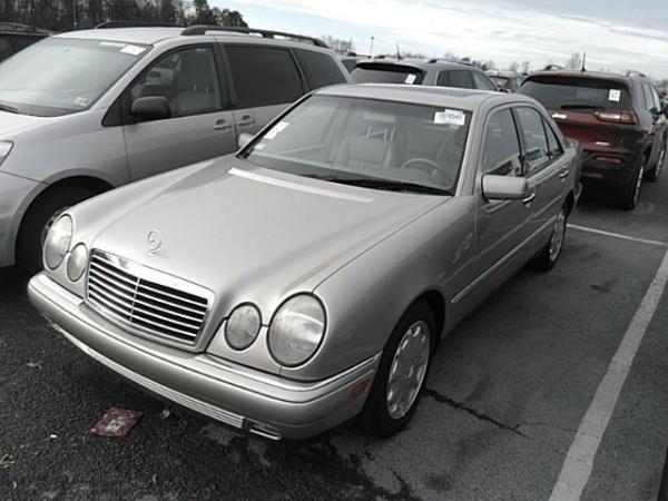 Mercedes-Benz E-Class 1998 $6995.00 incacar.com