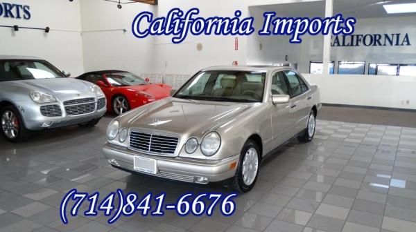 Mercedes-Benz E-Class 1998 $5495.00 incacar.com
