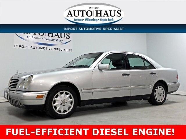 Mercedes-Benz E-Class 1999 $4470.00 incacar.com