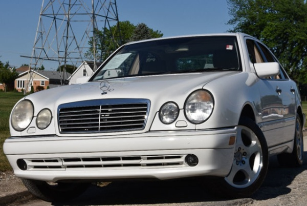 used Mercedes-Benz E-Class 1999 vin: WDBJF70H3XA744972