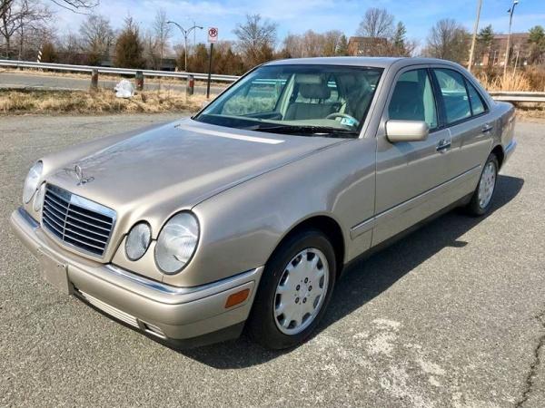 Mercedes-Benz E-Class 1999 $11494.00 incacar.com