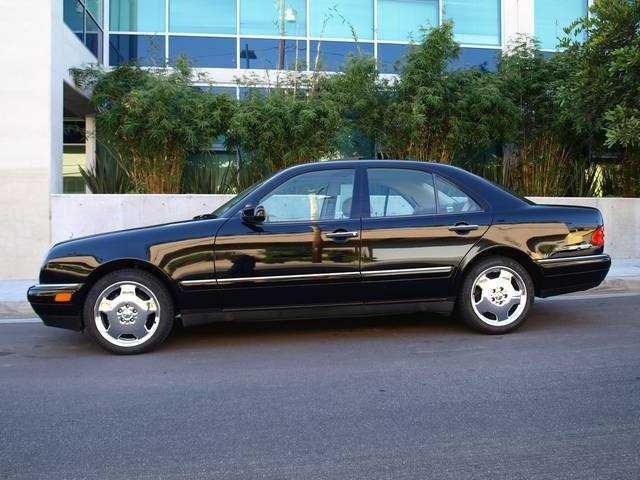Mercedes-Benz E-Class 1999 $5995.00 incacar.com