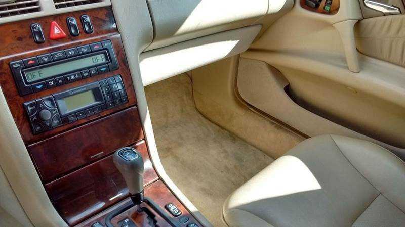 Mercedes-Benz E-Class 1999 $2795.00 incacar.com