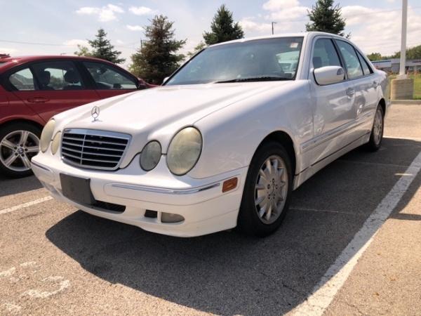 Mercedes-Benz E-Class 2000 $3900.00 incacar.com