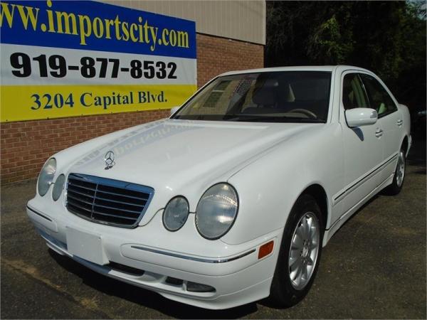 Mercedes-Benz E-Class 2001 $7495.00 incacar.com