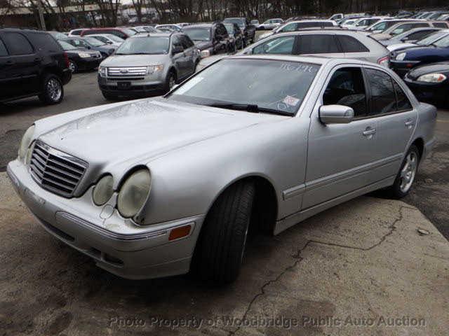 Mercedes-Benz E-Class 2001 $1700.00 incacar.com