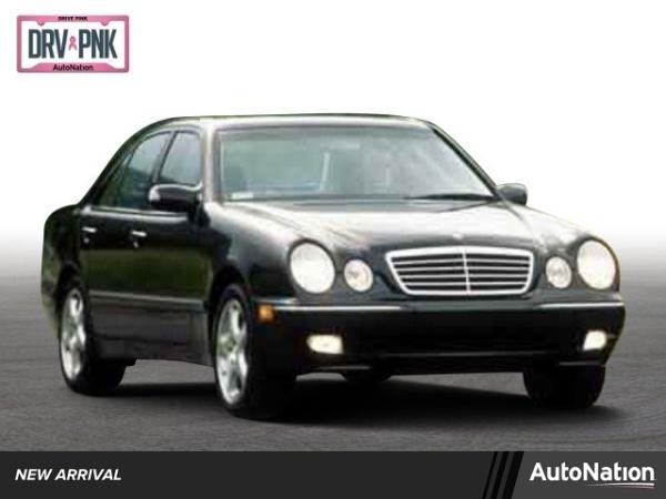 Mercedes-Benz E-Class 2001 $3752.00 incacar.com