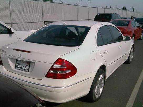 Mercedes-Benz E-Class 2003 $4975.00 incacar.com