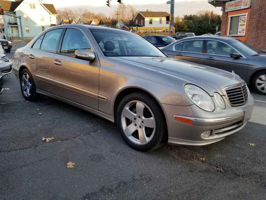 Mercedes-Benz E-Class 2003 $5750.00 incacar.com