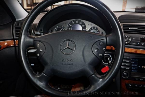 Mercedes-Benz E-Class 2003 $4500.00 incacar.com