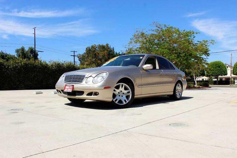 Mercedes-Benz E-Class 2003 $5995.00 incacar.com