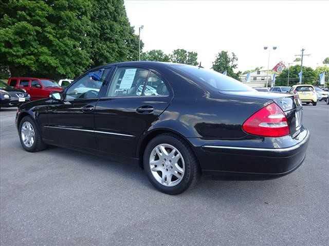 Mercedes-Benz E-Class 2004 $5995.00 incacar.com
