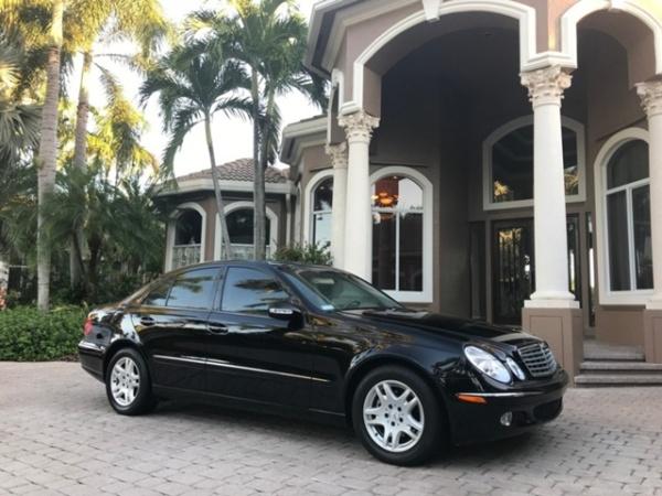 Mercedes-Benz E-Class 2004 $7998.00 incacar.com