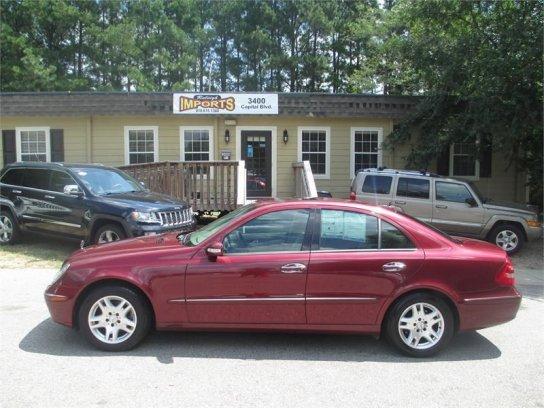 Mercedes-Benz E-Class 2005 $6498.00 incacar.com