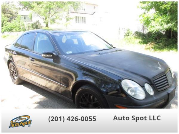 Mercedes-Benz E-Class 2005 $3099.00 incacar.com