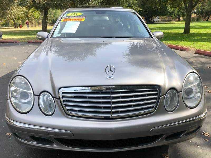 Mercedes-Benz E-Class 2006 $7000.00 incacar.com
