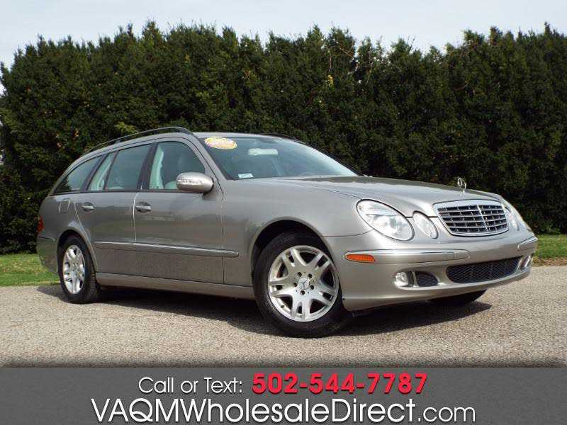 Mercedes-Benz E-Class 2006 $6995.00 incacar.com