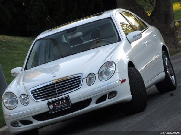 Mercedes-Benz E-Class 2006 $9995.00 incacar.com