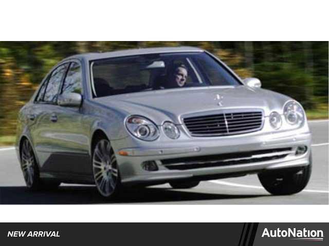 Mercedes-Benz E-Class 2006 $7981.00 incacar.com