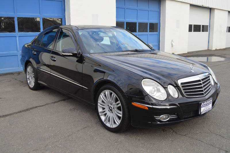 used Mercedes-Benz E-Class 2008 vin: WDBUF87X58B313884