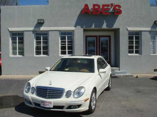 Mercedes-Benz E-Class 2008 $9495.00 incacar.com