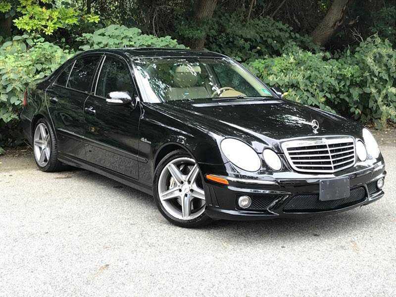Mercedes-Benz E-Class 2008 $13900.00 incacar.com