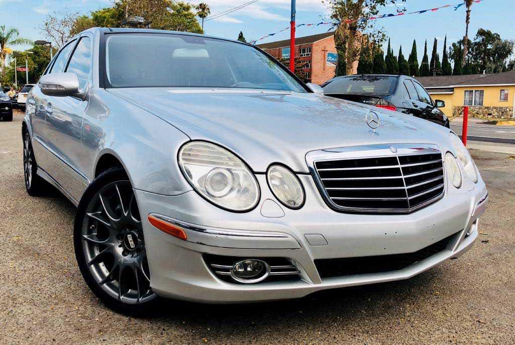 Mercedes-Benz E-Class 2008 $7995.00 incacar.com