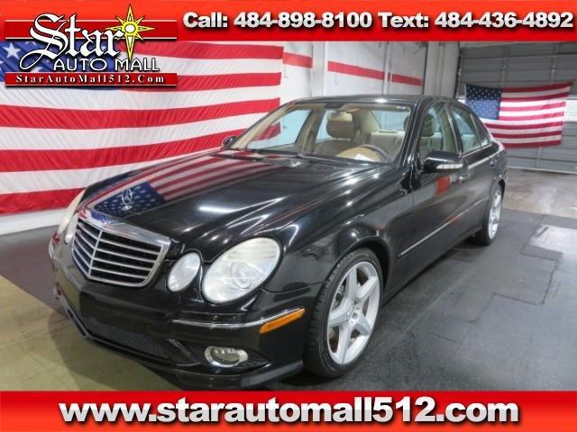 Mercedes-Benz E-Class 2009 $11995.00 incacar.com