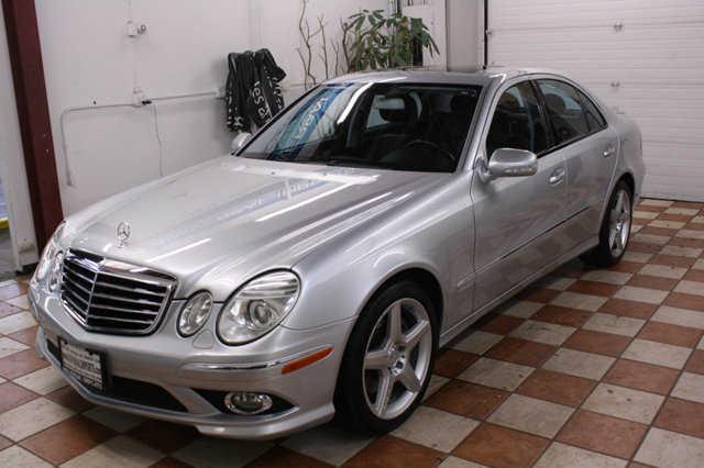 Mercedes-Benz E-Class 2009 $17900.00 incacar.com