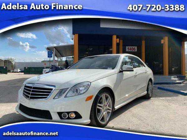 Mercedes-Benz E-Class 2010 $16995.00 incacar.com