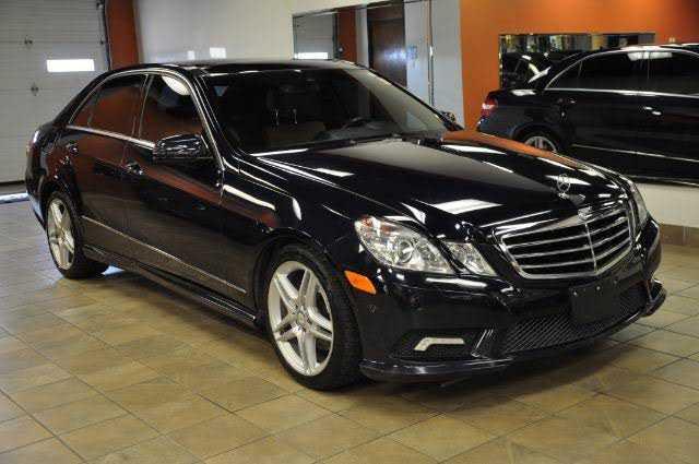 Mercedes-Benz E-Class 2011 $14997.00 incacar.com