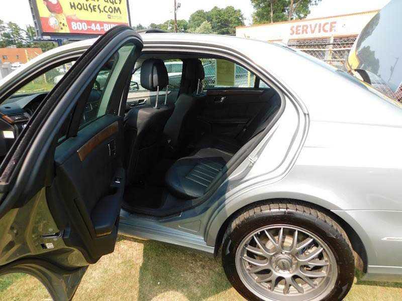used Mercedes-Benz E-Class 2011 vin: WDDHF2EBXBA456128