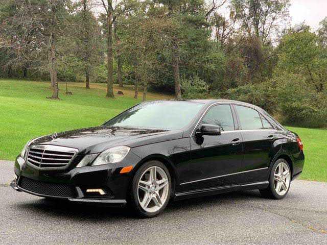 Mercedes-Benz E-Class 2011 $13799.00 incacar.com