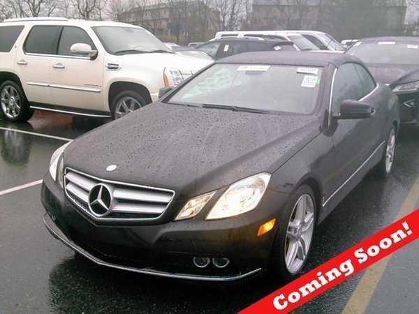 Mercedes-Benz E-Class 2011 $15695.00 incacar.com