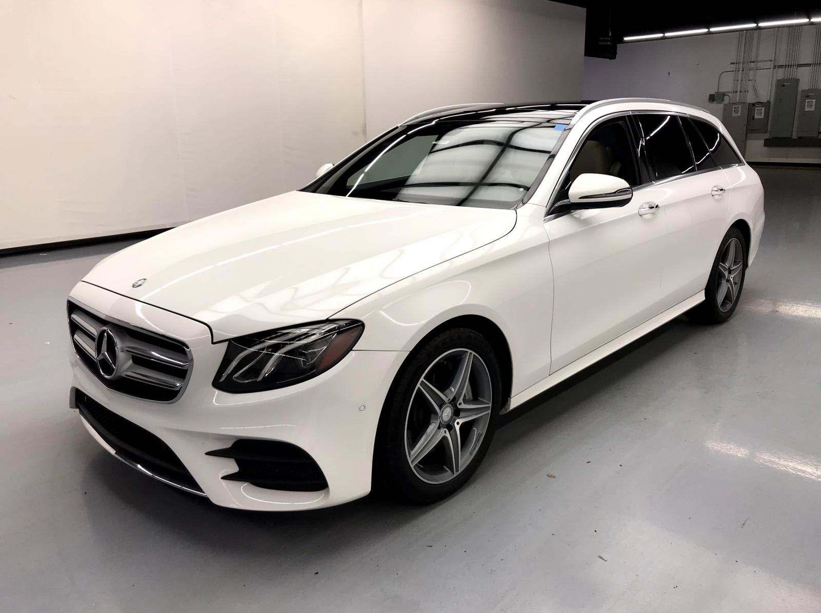 used Mercedes-Benz E-Class 2017 vin: WDDZH6GB2HA141545