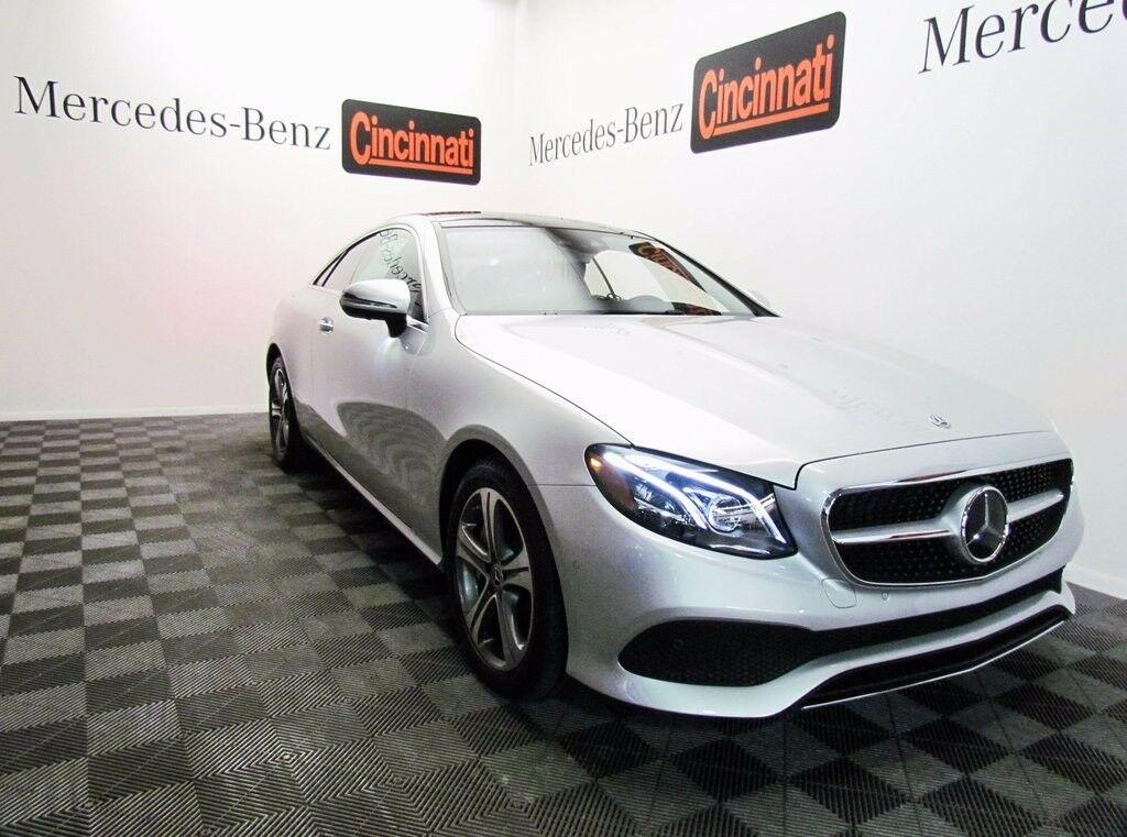 Mercedes-Benz E-Class 2018 $74835.00 incacar.com