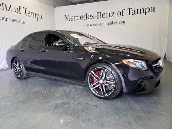 Mercedes-Benz E-Class 2018 $102802.00 incacar.com