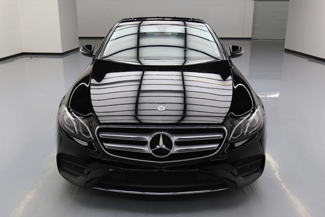 used Mercedes-Benz E-Class 2018 vin: WDDZF4JBXJA369365