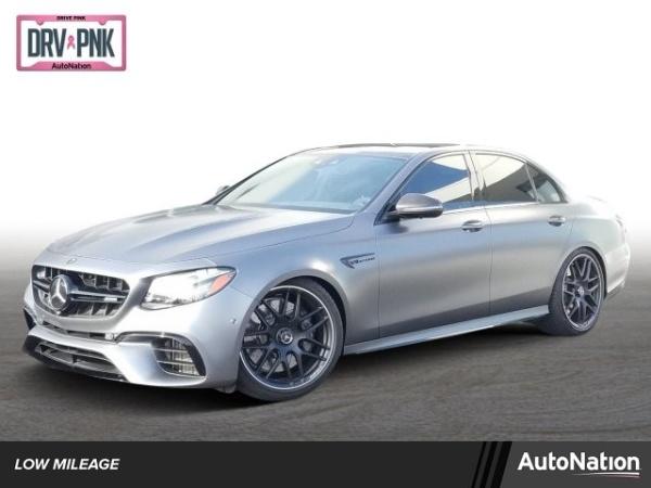 Mercedes-Benz E-Class 2018 $107996.00 incacar.com