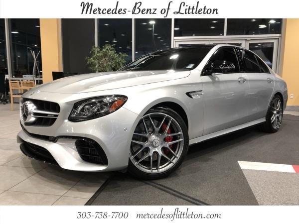 Mercedes-Benz E-Class 2019 $111285.00 incacar.com