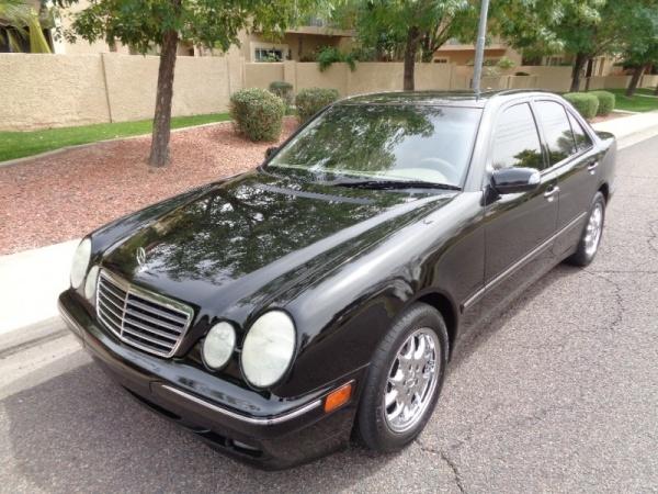 Mercedes-Benz E-Class 2001 $3250.00 incacar.com