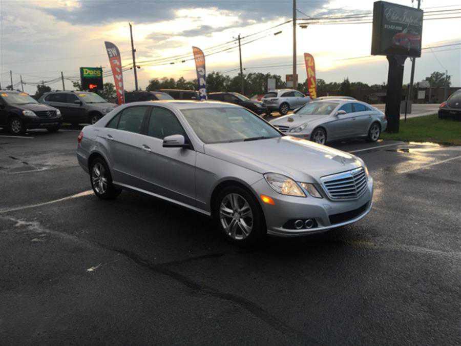 Mercedes-Benz E-Class 2010 $14656.00 incacar.com
