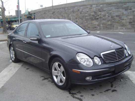 Mercedes-Benz E-Class 2004 $3495.00 incacar.com