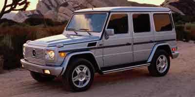 used Mercedes-Benz G-Class 2002 vin: WDCYR49EX2X128734