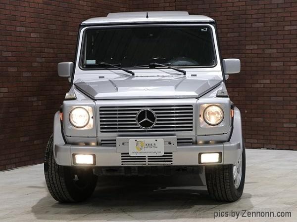 Mercedes-Benz G-Class 2002 $39990.00 incacar.com