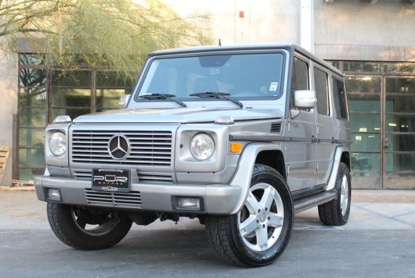 Mercedes-Benz G-Class 2004 $29995.00 incacar.com