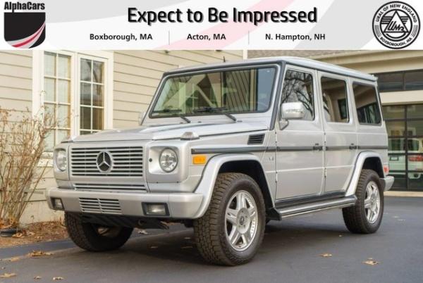 Mercedes-Benz G-Class 2004 $43995.00 incacar.com